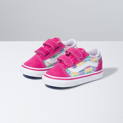 vans toddler old skool v shoes