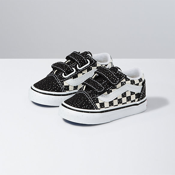 Toddler Confetti Old Skool V
