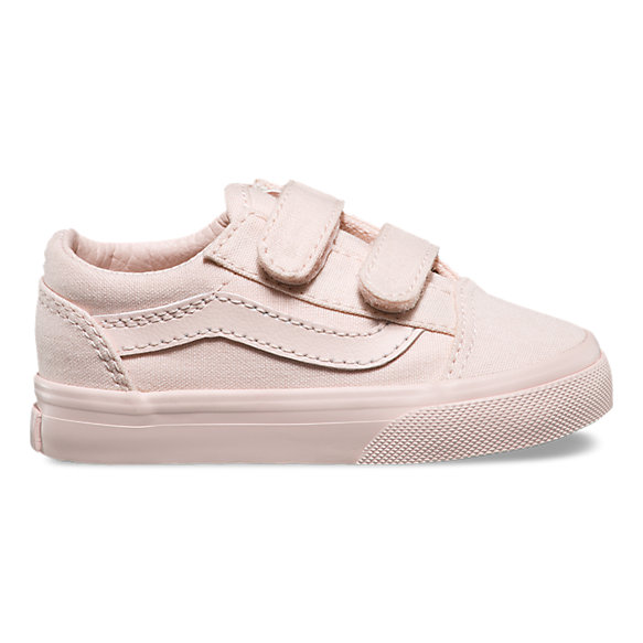 Toddlers Mono Canvas Old Skool V