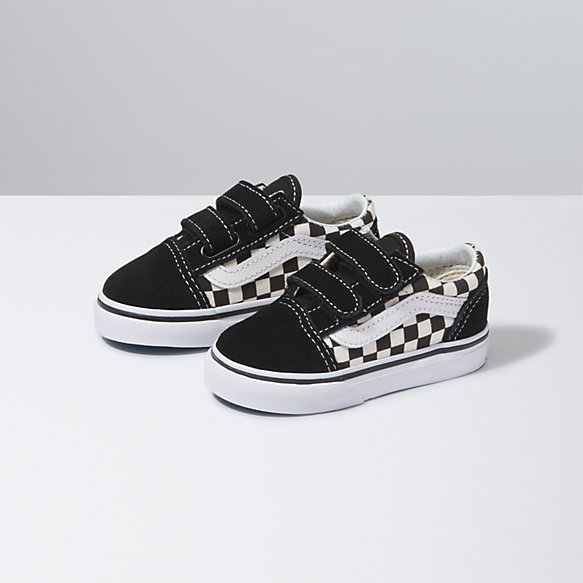 c5e562500d2b6 Toddler Primary Check Old Skool V | Shop Baby Shoes At Vans