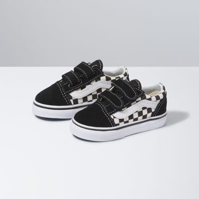 f5236f7a0f Vans Toddler Primary Check Old Skool V