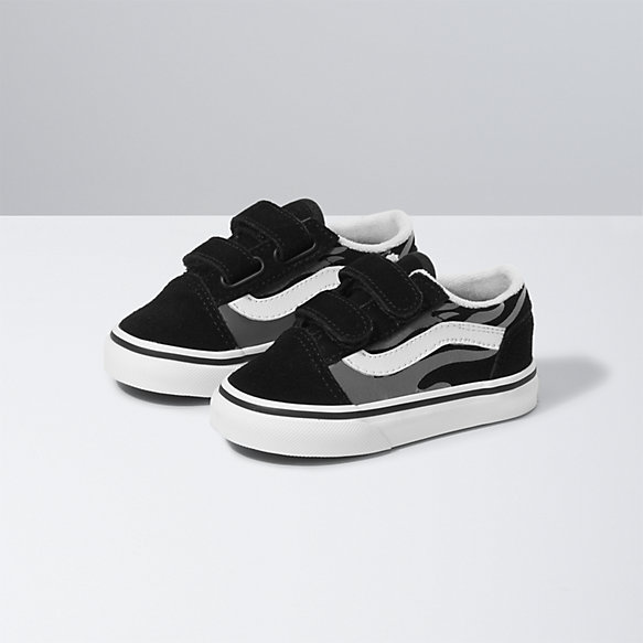 Toddler Suede Flame Old Skool V
