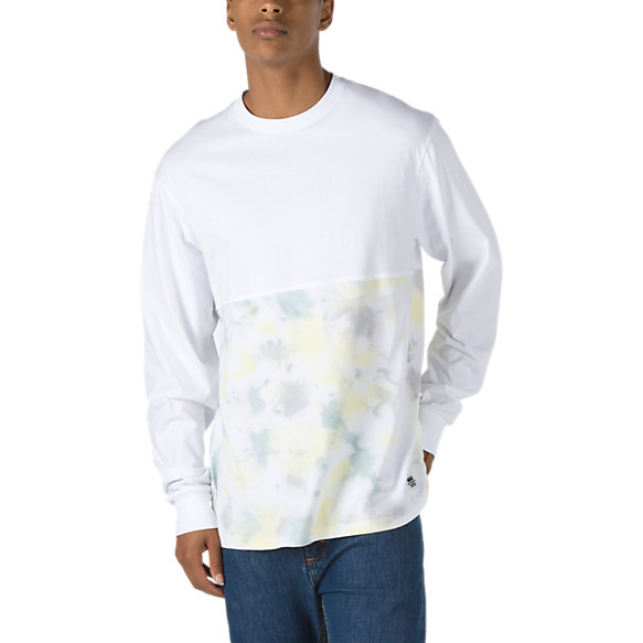 Elevated Tie Dye Long Sleeve T-Shirt