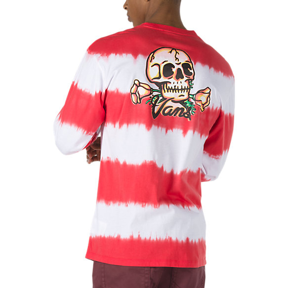 Tie Dyed Bad Trip Long Sleeve T-Shirt