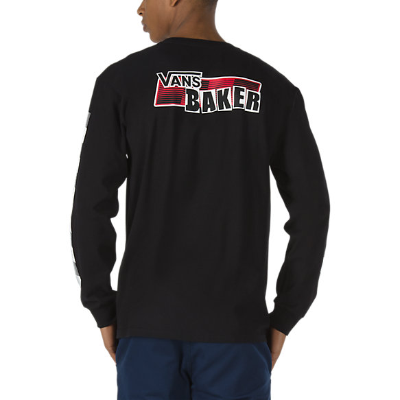 Baker X Vans Speed Check Long Sleeve T-Shirt