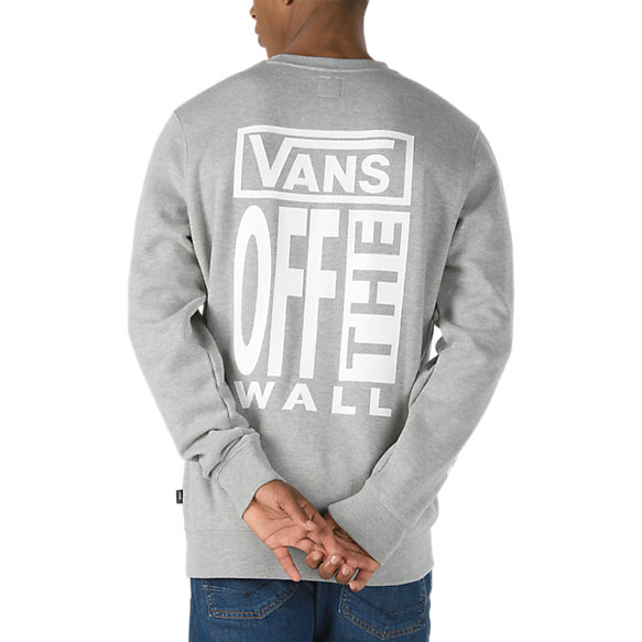 AVE Reflective Crew Pullover