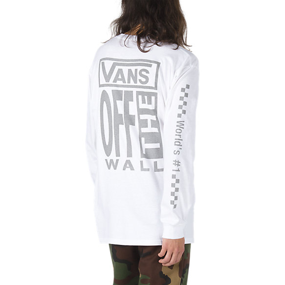 AVE Reflective Long Sleeve T-Shirt