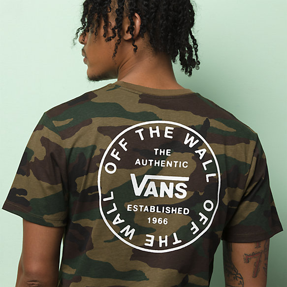 t shirt vans old skool