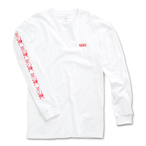 Anaheim Factory OG Skull Long Sleeve T-Shirt