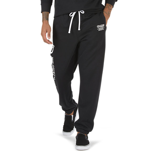 Distort Type Fleece Pant