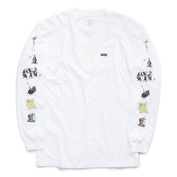 Disney X Vans Long Sleeve T-Shirt