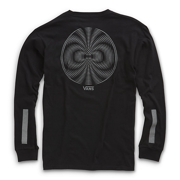 Pro Skate Reflective Long Sleeve T-Shirt