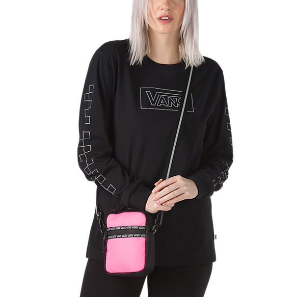 After Dark Reflective Crossbody Bag