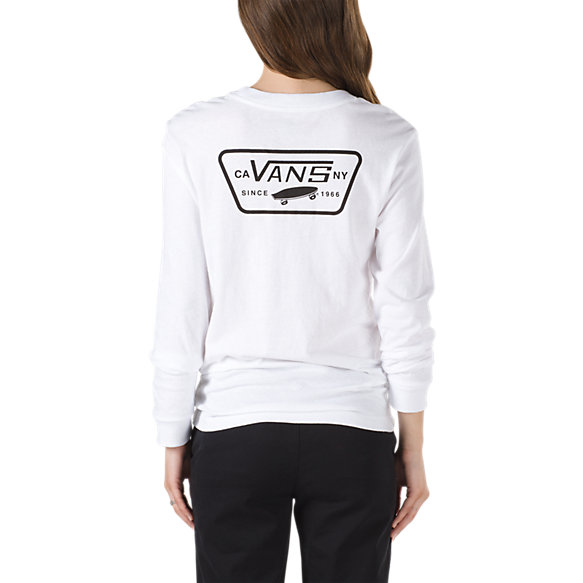 Full Patch Long Sleeve T-Shirt