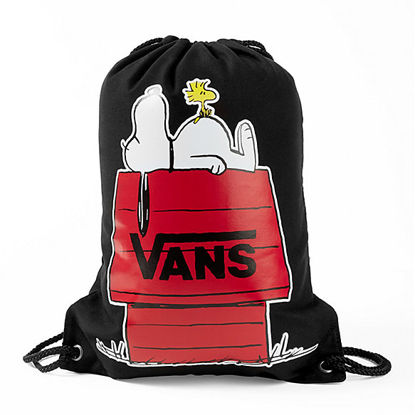 Vans x Peanuts Benched Cinch Bag