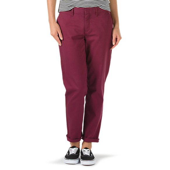 Womens Union Pant Trousers Vans up0067d