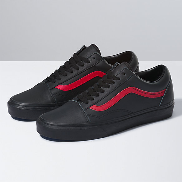 Leather Pop Old Skool
