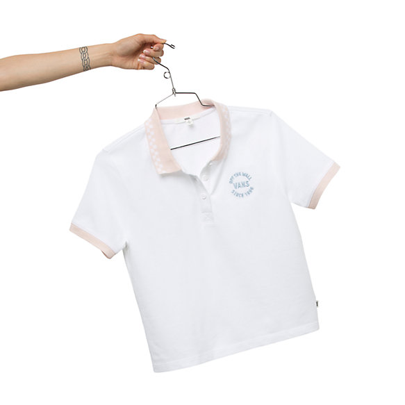 How To Duffy Polo Top