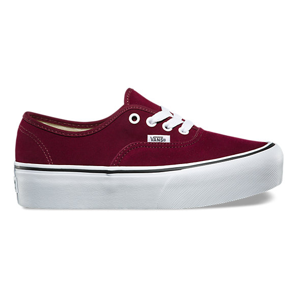 9e6595e34d Suede Authentic Platform 2.0