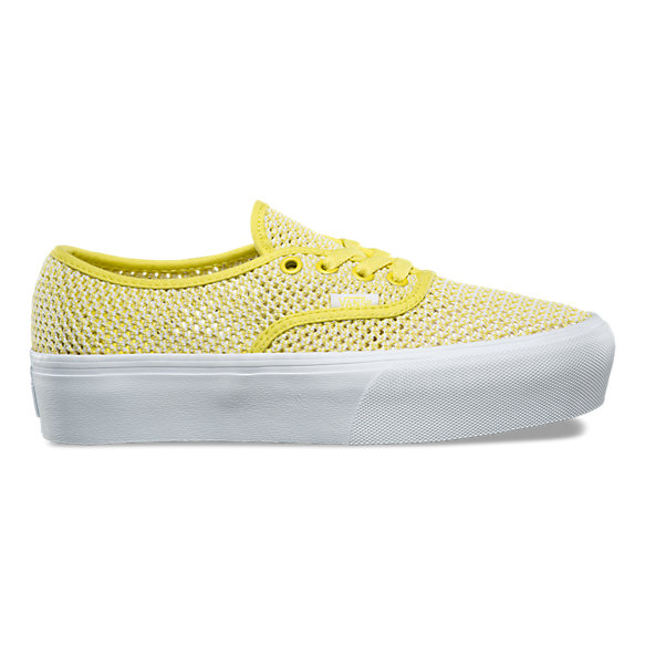 Summer Mesh Authentic Platform 2.0