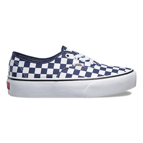 Checkerboard Authentic Platform 2.0