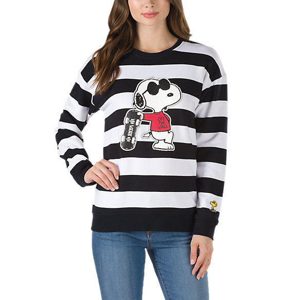 Vans x Peanuts Joe Cool Crew Sweatshirt