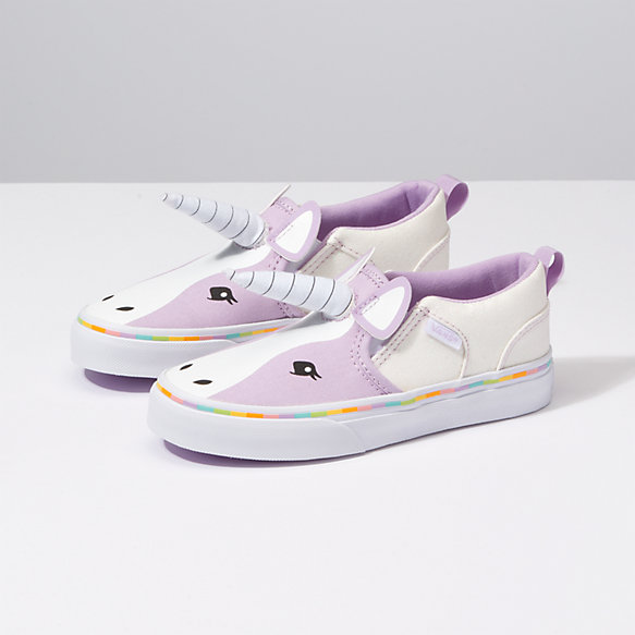 5741b04ee Kids Asher Unicorn | Shop Kids Shoes At Vans