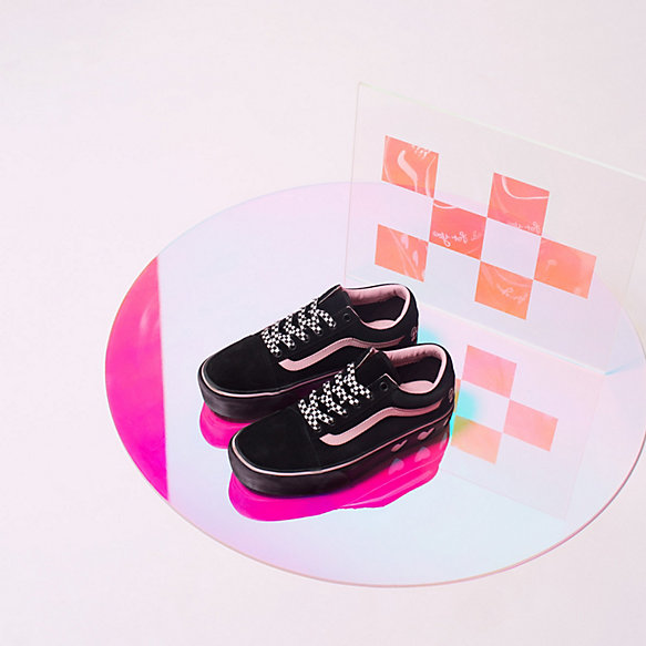 Vans x Lazy Oaf Old Skool Platform