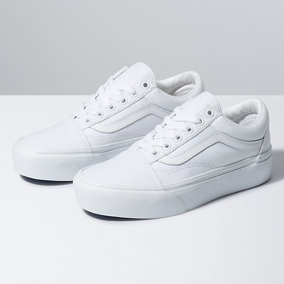 Old Skool Platform | Shop At Vans
