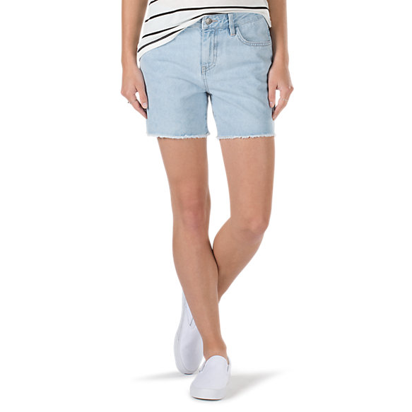 Boyfriend Cut Off Jean Short