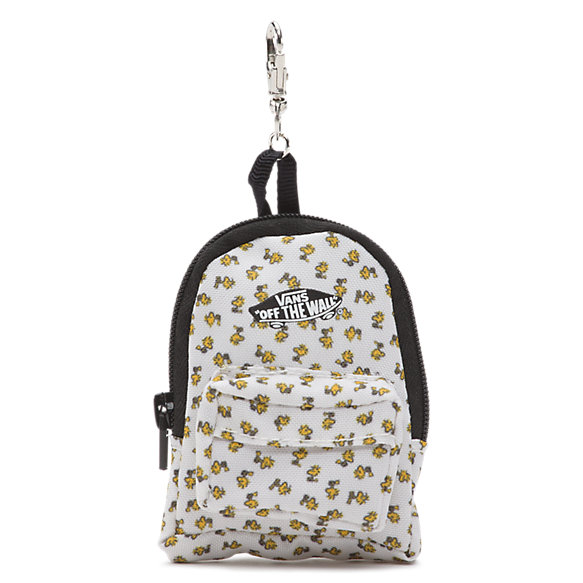 Vans x Peanuts Backpack Keychains