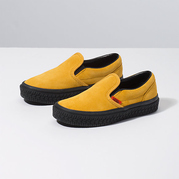 Kids Construction Classic Slip-On