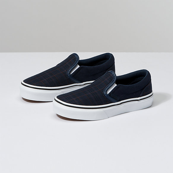 Kids Suiting Slip-On
