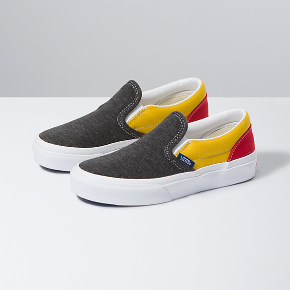 Kids Vans Coastal Slip-On