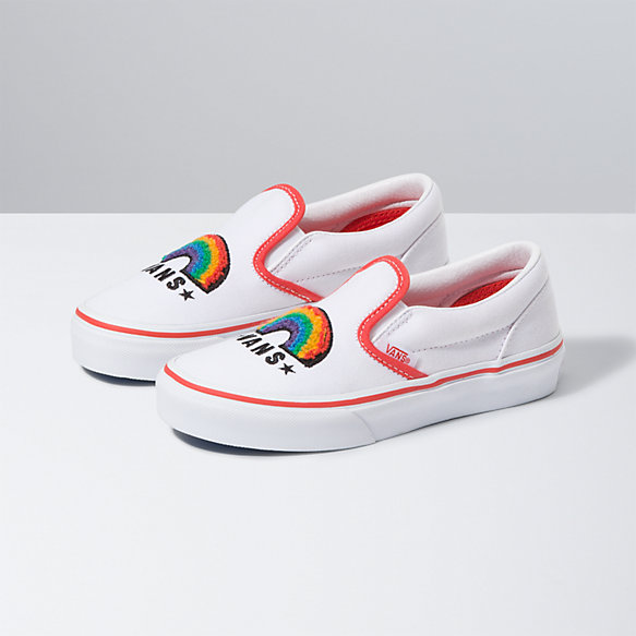 Kids Chenille Slip-On