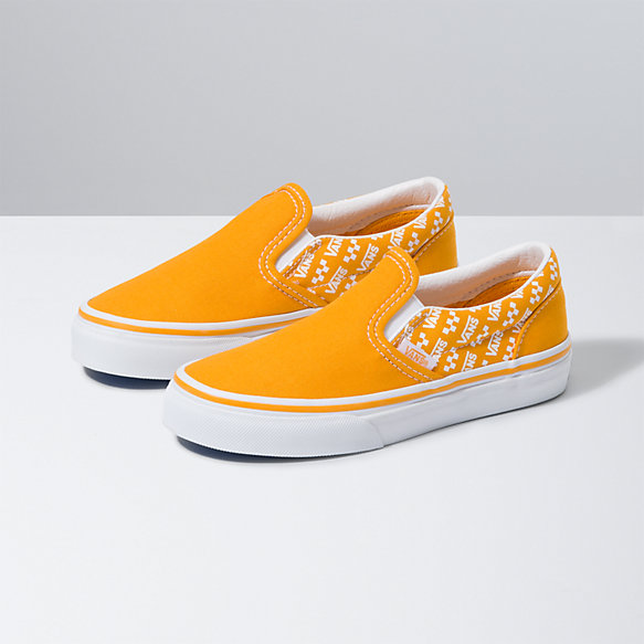Kids Logo Repeat Slip-On