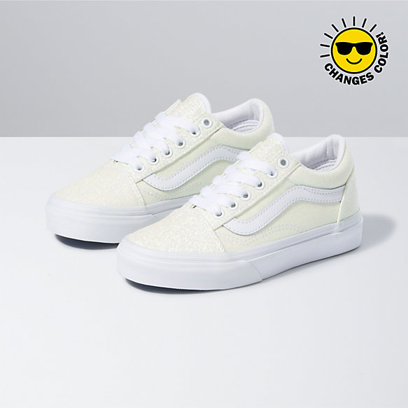 Kids UV Glitter Old Skool