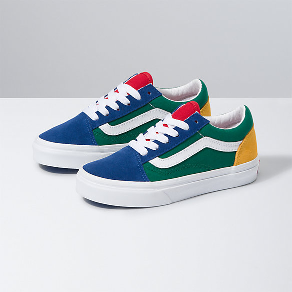 Kids Vans Yacht Club Old Skool