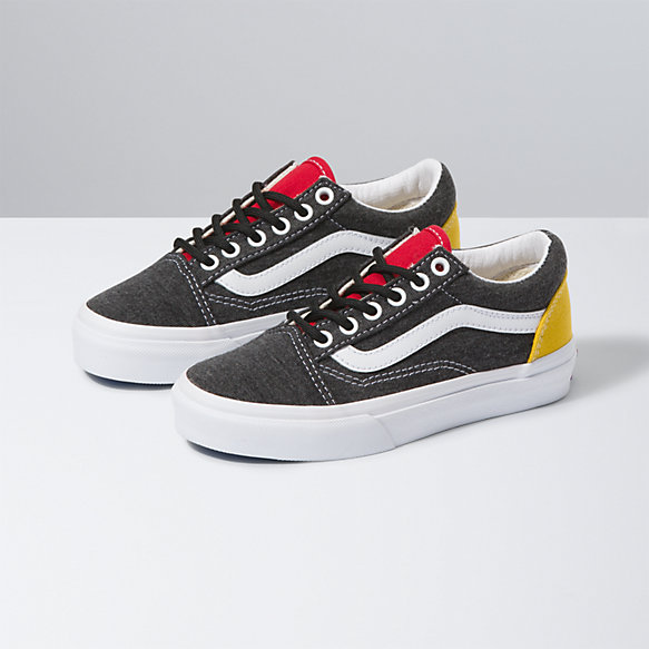 Kids Vans Coastal Old Skool