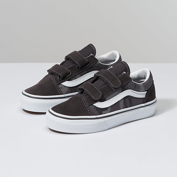 Kids Tonal Camo Old Skool V