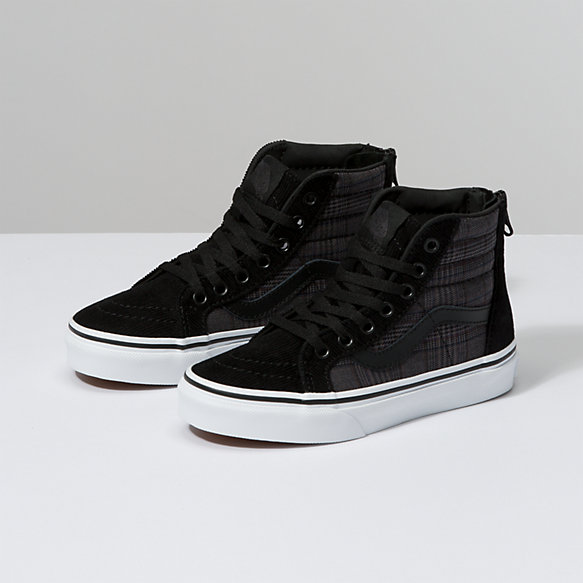 Kids Suiting Sk8-Hi Zip