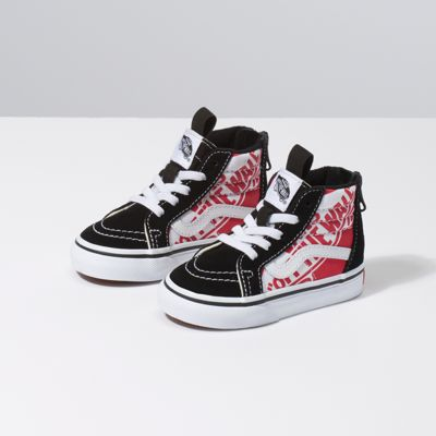 14bc201522 Vans x Shark Week Toddler Sk8-Hi Zip | Vans CA Store