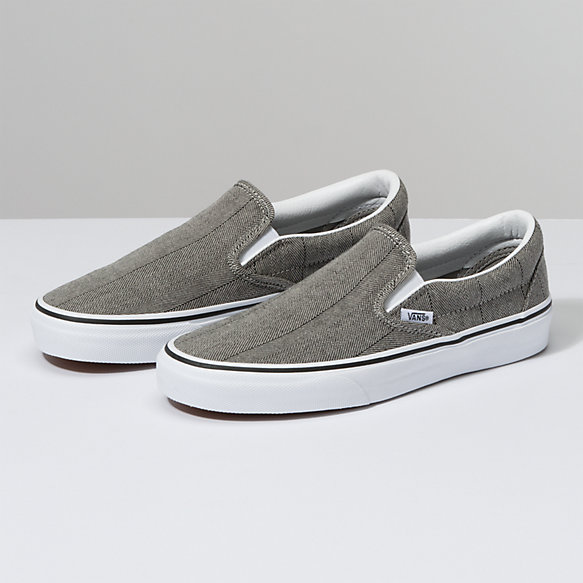 Herringbone Slip-On