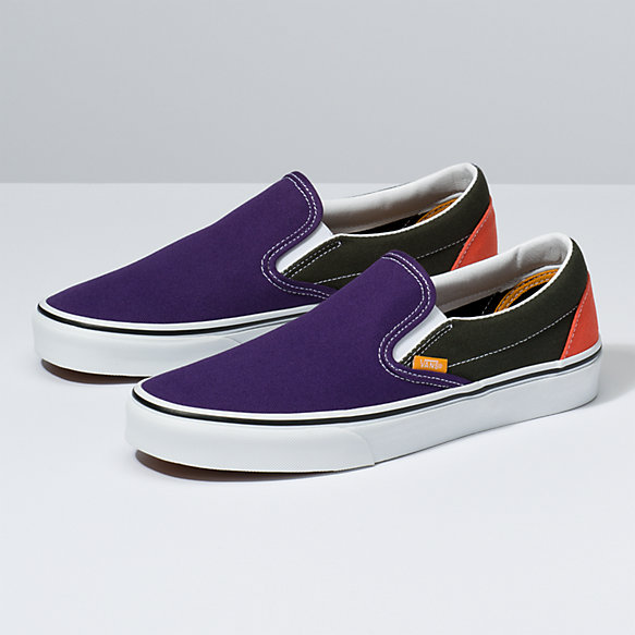 Mix & Match Slip-On