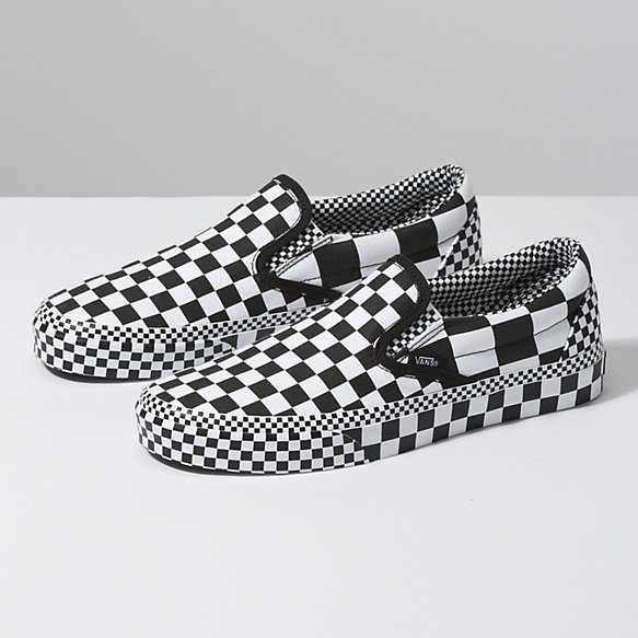 052ae7f1f315 All Over Checkerboard Slip-On | Shop At Vans