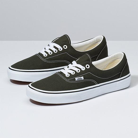 vans canvas black