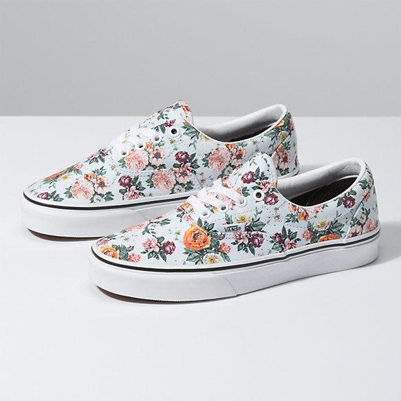 vans floral