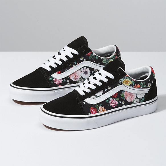 Garden Floral Old Skool