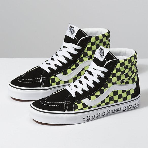 Vans BMX SK8 Hi Reissure Schuhe grün schwarz