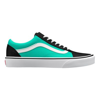 Vans Womens Customs Old Skool (Black/Ceramic)